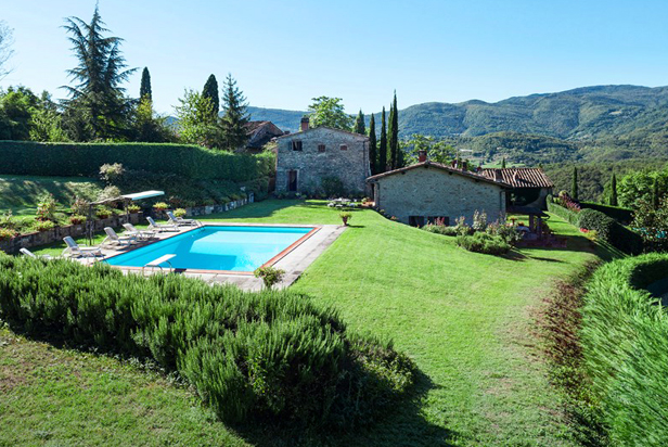 Villa HII VIS Tuscany