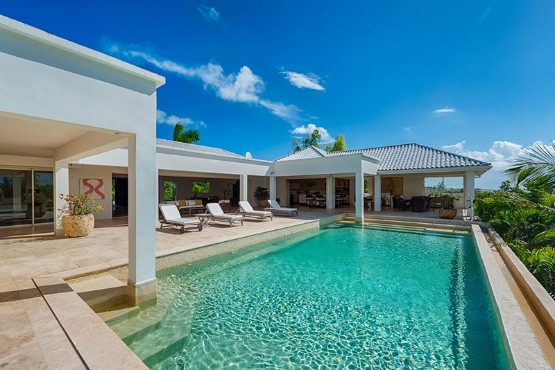 Villa C BAM, St. Martin