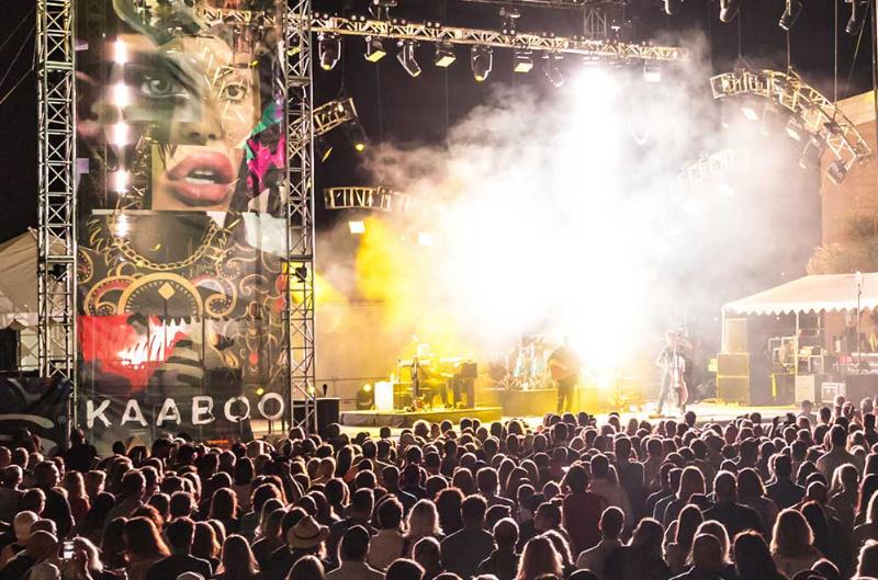 Kaaboo Fest, Grand Cayman