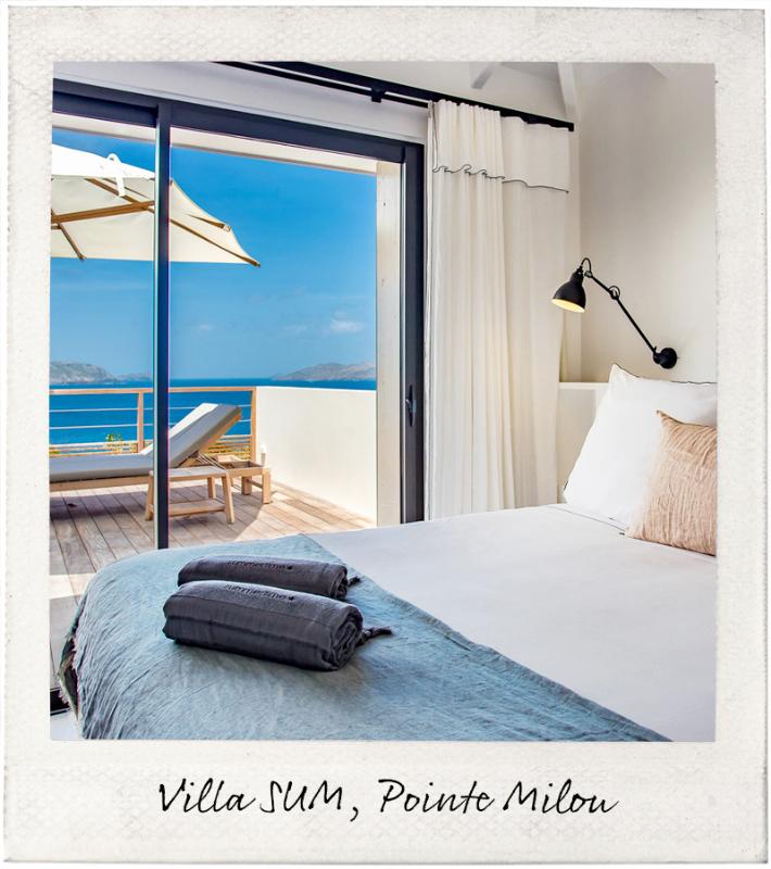 Villa WV SUM, 4br, Pointe Milou