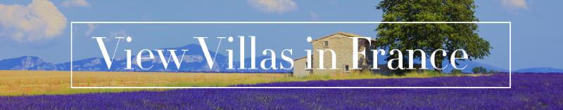 See All Villas in France