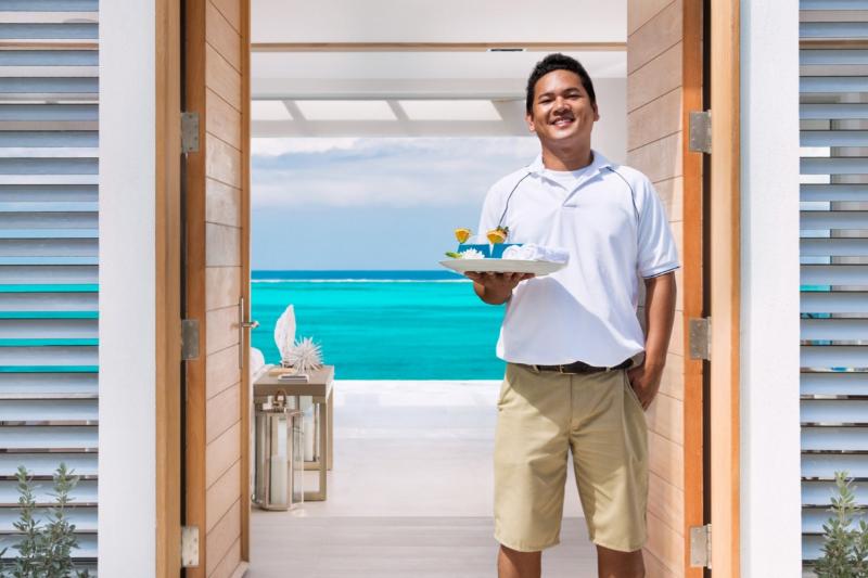 Beach Enclave Service