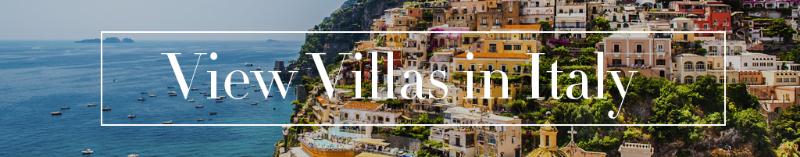 See All Villas in Italy