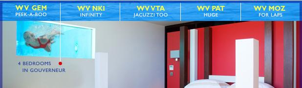 Wimco's Best St Barts Villa Pools