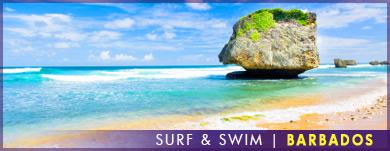Surf and Swim, Bathsheba Beach, Barbados