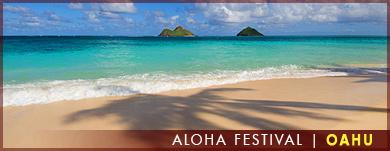 Aloha Festival, Oahu