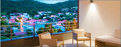 Villa WV JNM3, Gustavia