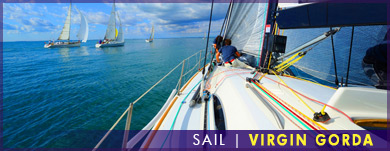 Sail, Virgin Gorda