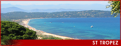Summer Vacations in St Tropez
