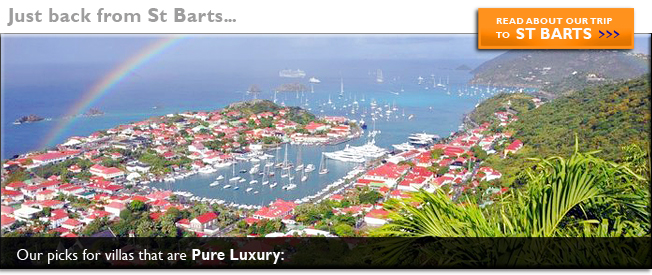 Read about our trip to St Barts...