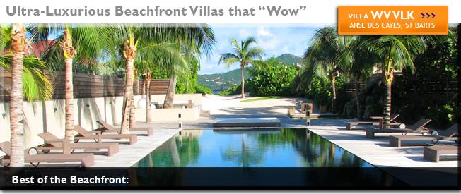 Villa WV VLK, St Barts
