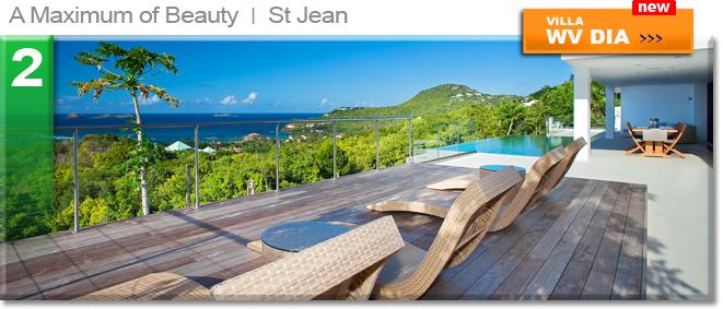 Villa WV DIA, St Jean
