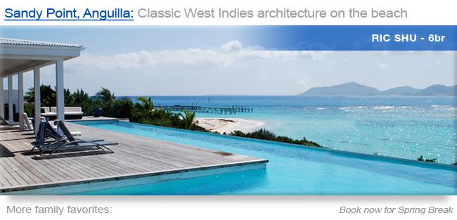 Villa RIC SHU, Anguilla