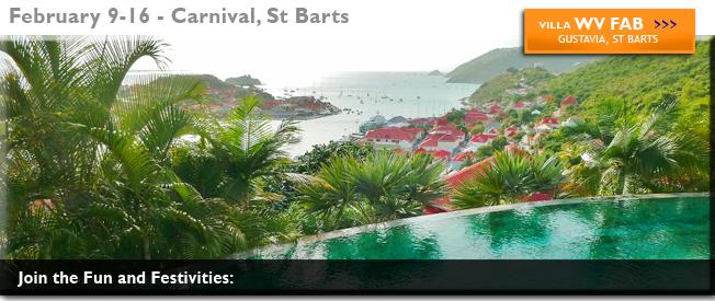 Villa WV FAB, Gustavia, St Barts