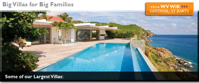 Villa WV WIK, St Barts
