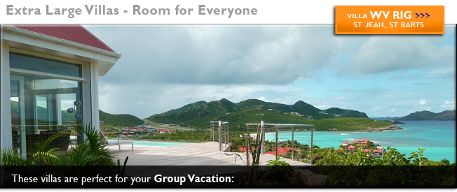 We'll be honeymooning for years to come at Villa C LUN, St Martin