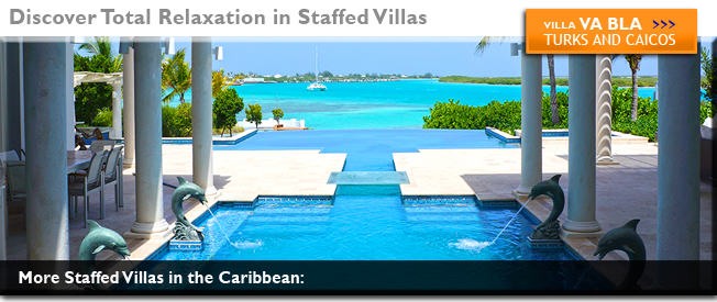 Villa VA BLA, Turks and Caicos