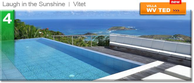 Villa WV TED, Vitet