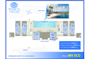 Online Interactive Villa Floor Plans