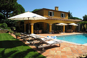 Villa CEN JAR, St Tropez