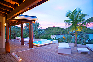 Villa WV IND, St Barts for the Holidays