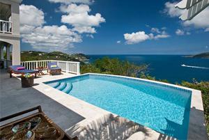 Villa MA BLI, St Thomas