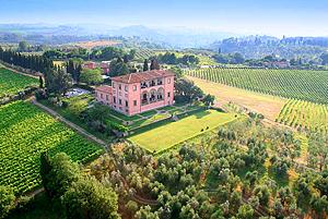 Villa BRV MAC, Tuscany