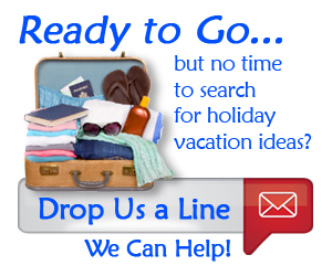 Looking for Holiday Vacation Ideas? Let Wimco Help!