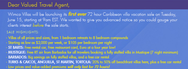 Starting Tuesday - Exceptional Savings and Luxury for Less!
