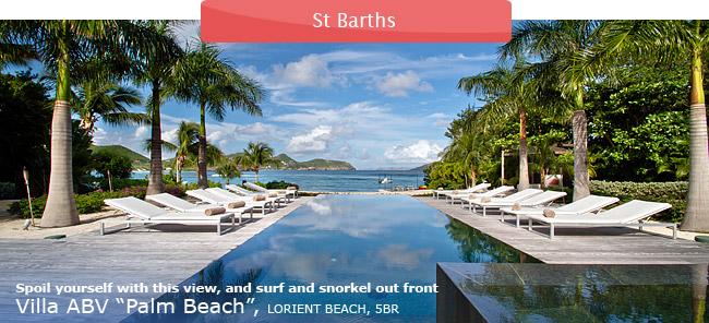 Villa WV ABV Palm Beach, Lorient Beach, 5br