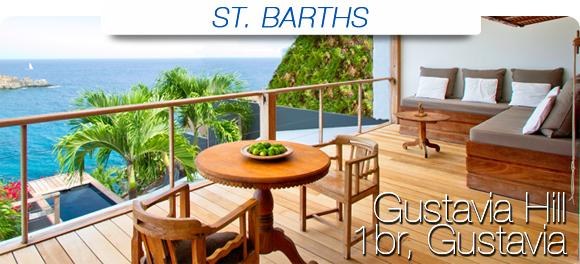 Gustavia Hill, St. Barths