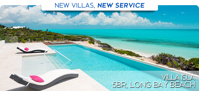 Villa Isla, 5 br, Long Bay Beach
