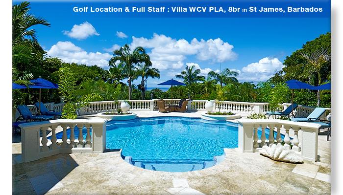Villa WCV PLA, Barbados