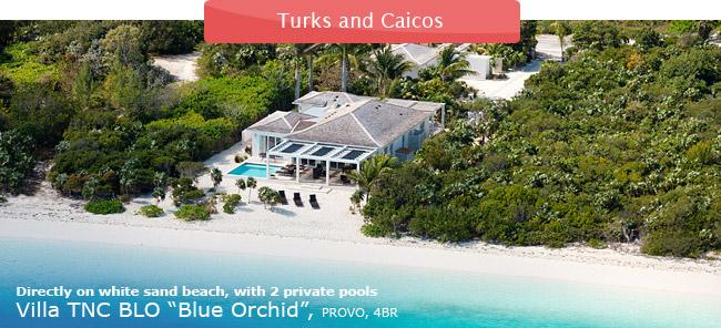 Villa TNC BLO Blue Orchid, Provo, 4BR