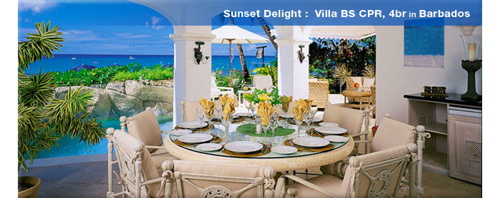 Villa BS CPR, Barbados