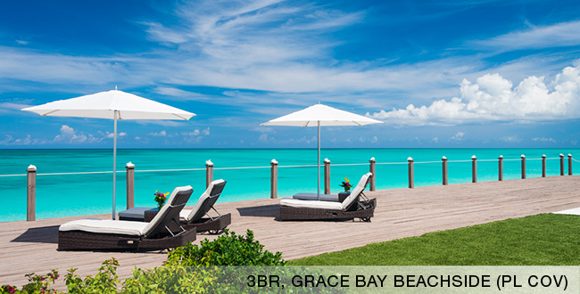 Villa Conch, Grace Bay Beachside, Turks and Caicos