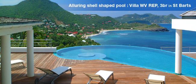 Villa WV REP, St Barts