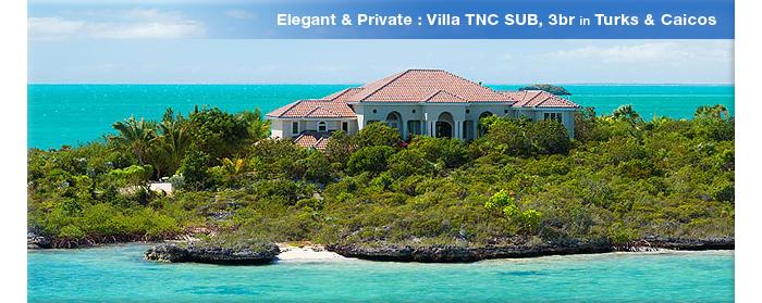 Villa TNC SUB, Turks & Caicos