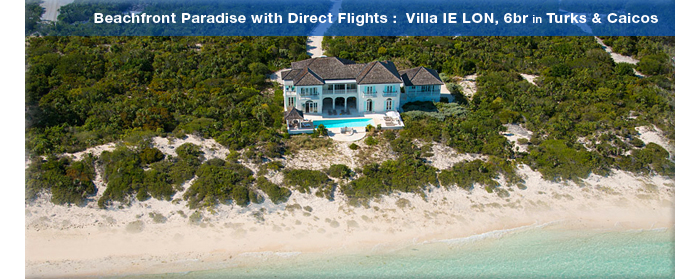 Villa IE LON, Turks & Caicos