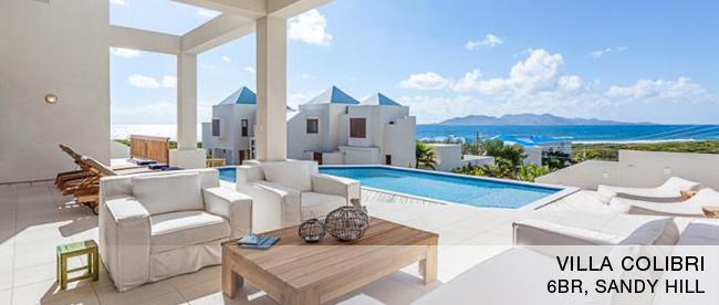Villa Colibri, Anguilla