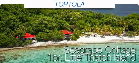 Seagrape Cottage, Tortola