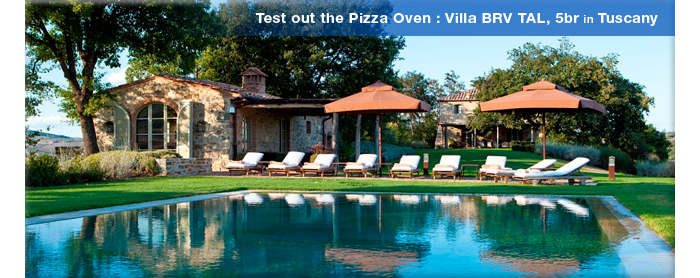 Villa BRV TAL, Tuscany