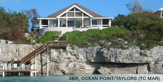 Villa Mariposa, Ocean Point, Turks and Caicos