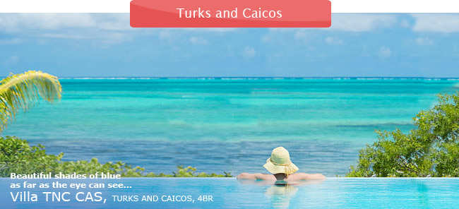 Villa TNC CAS, 4BR, Thompson Cove, Turks and Caicos