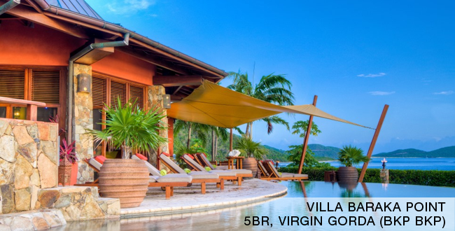 Villa BKP BKP, Nail Bay, Virgin Gorda