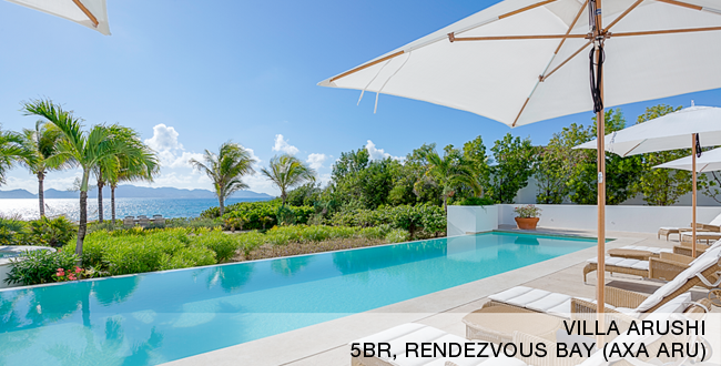 Villa AXA ARU, Rendezvous Bay, Anguilla