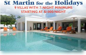 Villa C BAM, St Martin