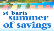 St Barts Summer of Savings