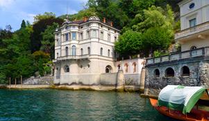 Villa BRV MAN, Lake Como, Italy