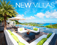 New Villas in St Barts